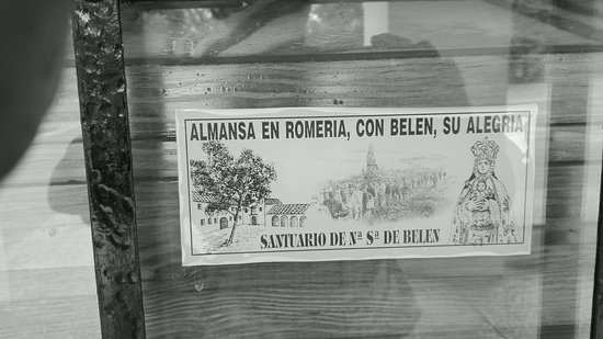 Santuario de Nuestra Senora de Belen: Detalle.