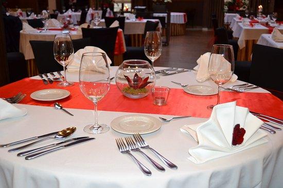 Slany, Republik Ceko: Valentýnské menu