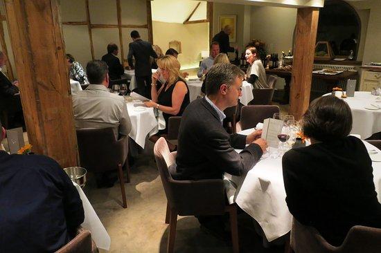 Urbina Dinner At The Clock House Michelin Star Rated Restaurant