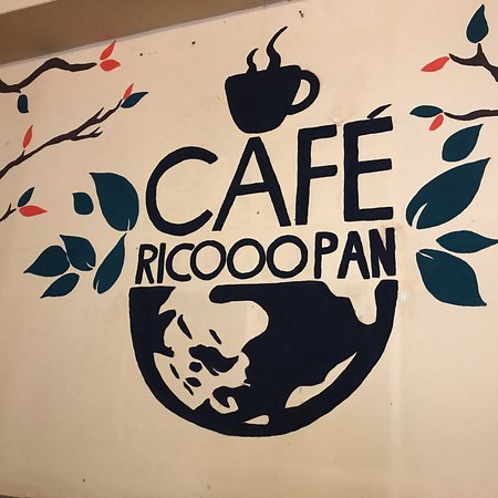 Cafe ricooo pan
