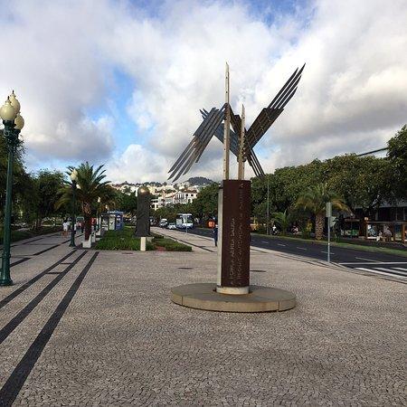 Monumento Alusivo AO 580 Aniversario DA Forca Aerea