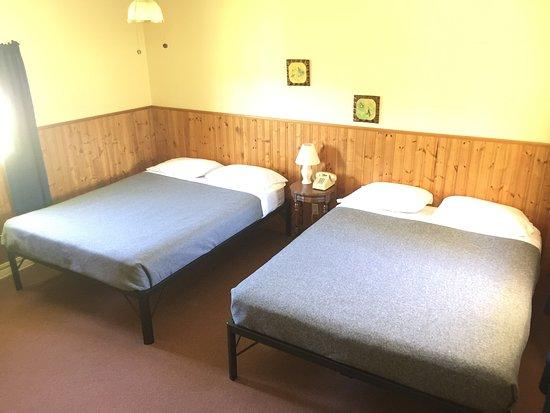 Durham, NY: Standard room