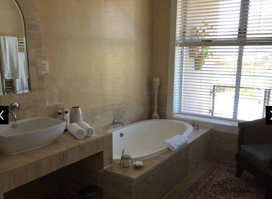 Pringle Bay, แอฟริกาใต้: Bathroom Ophelia