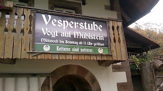 Nordrach, Germany: Vesperstube