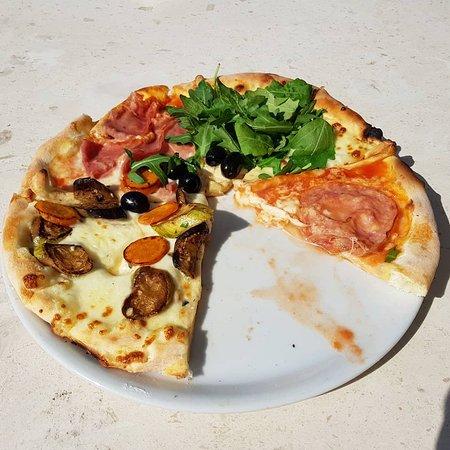 Kukes, Albanien: Pizza