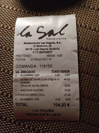 Foto de Restaurante La Sal