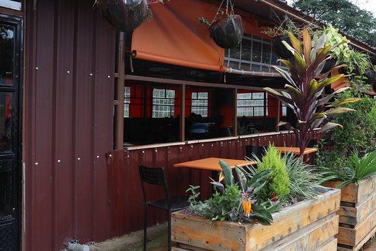 Tuuti's Restaurant, Bungoma, Kenya