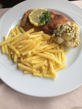 Tiefencastel, Switzerland: il piatto del giorno