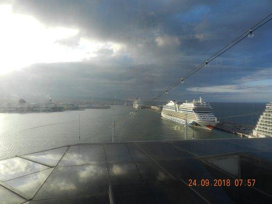 Civitavecchia Port: Il porto delle navi da crociera