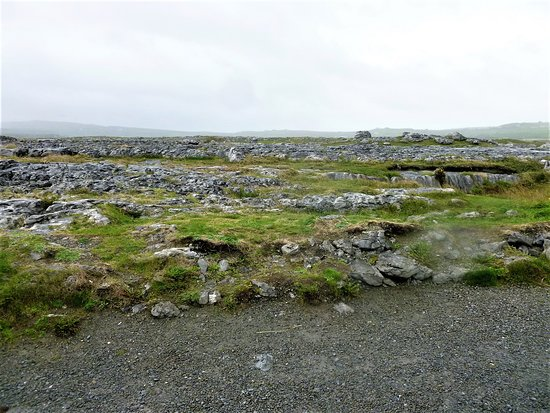 The Burren, Ireland: Near Bothar nA hAillite