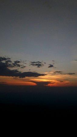 Kapchorwa, Uganda: Sunset, village walk and the sipi falls walk all were incredible