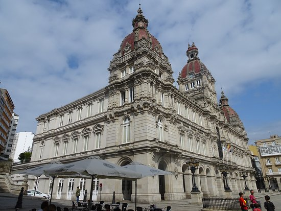Palacio Municipal de María Pita