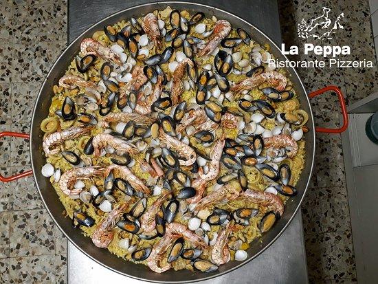 La Peppa Premana: la paella