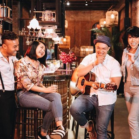 Best bar in town - Review of ChinChin Bar, Ho Chi Minh City, Vietnam - TripAdvisor