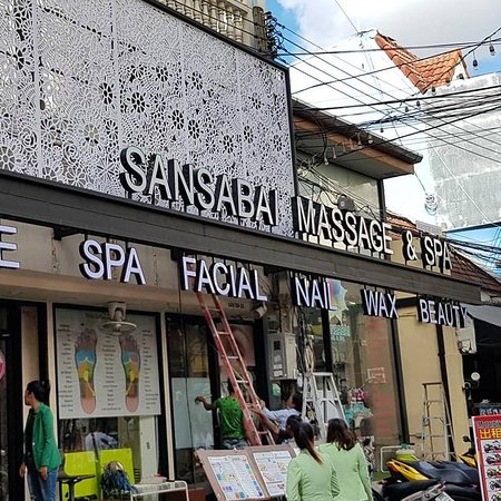 ‪Sansabai Massage & Spa‬