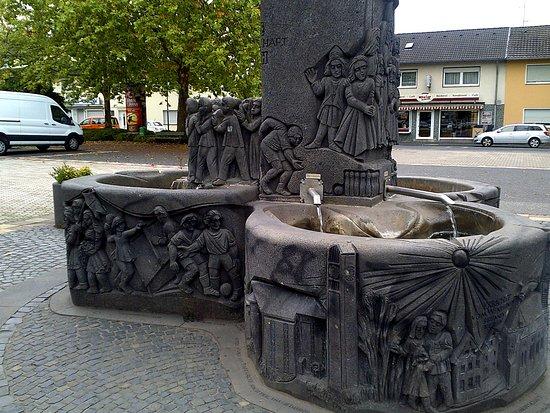 Wendelinusbrunnen
