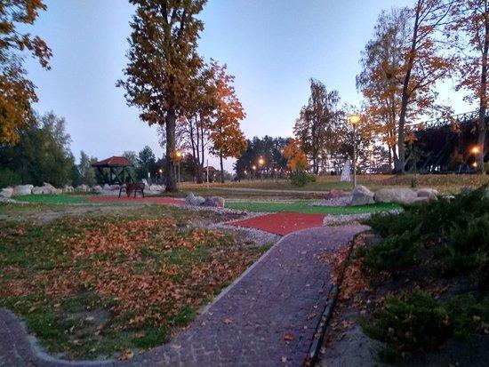 Goldap, Πολωνία: Mazurskie Tężnie Solankowe