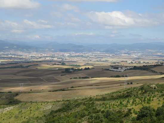 Zariquiegui, Ισπανία: Pamplona