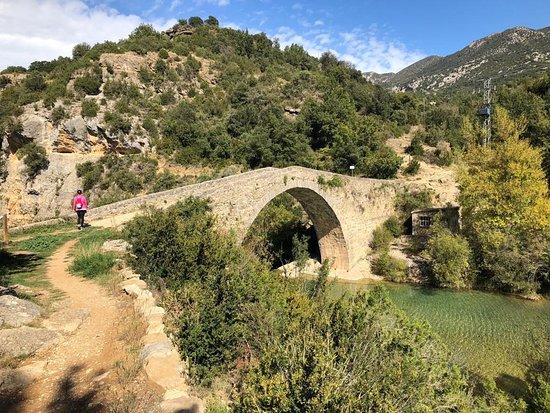 Bierge, Spain: Alrededores para senderismo y barrancos deportes activo