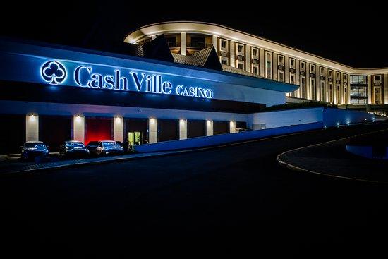 Borovoe, كازاخستان: Фасад казино CashVille