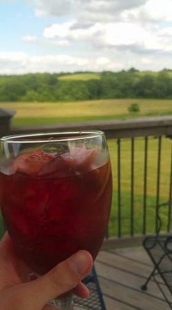 Camden, MO: Seasonal Red Wine Sangria