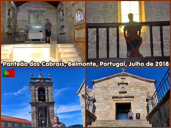 Igreja de Santiago e Panteão dos Cabrais, Belmonte, Portugal