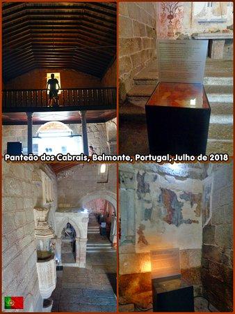 Igreja De Santiago E Panteao Dos Cabrais: Igreja de Santiago e Panteão dos Cabrais, Belmonte, Portugal