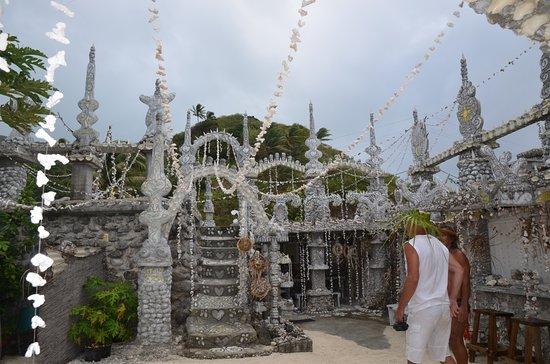 Le Palais de la mer: le Palais côté privé