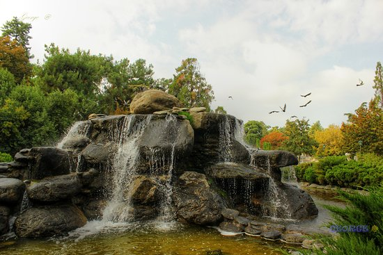 f89f905b5d Δημοτικό Πάρκο Κατερίνης . Katerini Municipal Park - Εικόνα του ...