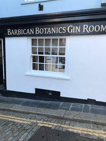 Barbican Botanics Gin Room