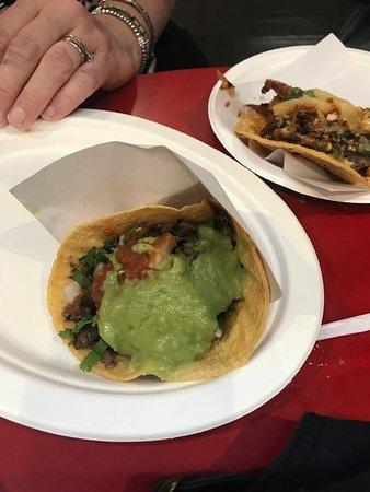 Los Tacos No. 1: pork taco