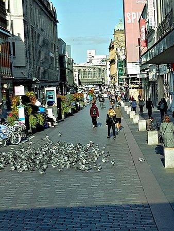 Buchanan Street: Calle peatonal