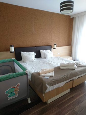 Velence Resort & Spa: Luxury apartments bedroom