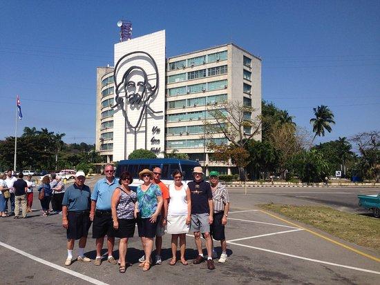 Cuba History and Fun Private Tours: Plaza de la Revolucion