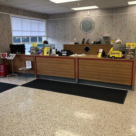 Jennings, FL: Checkin Desk