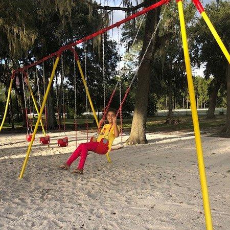 Jennings, FL: Playground