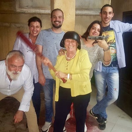 Game Over Escape Rooms Roma Trastevere Rome Italy
