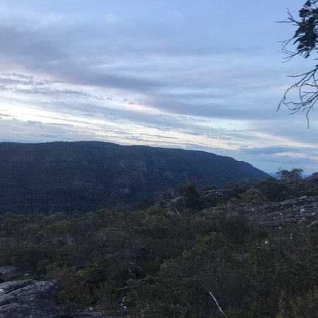 One of the best views in the Grampians