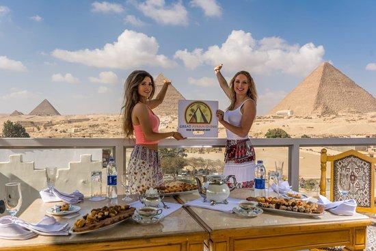 Great Pyramid Inn 32 ̶9̶5̶ Updated 2019 Prices Amp B Amp B Reviews Egypt Giza Tripadvisor