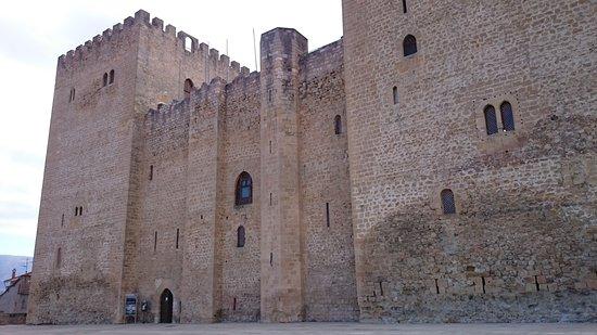 Medina de Pomar, Spain: Vista general desde el pórtico del Alcázar de los Condestables