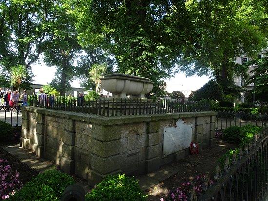 Tomb of Sir John Moore
