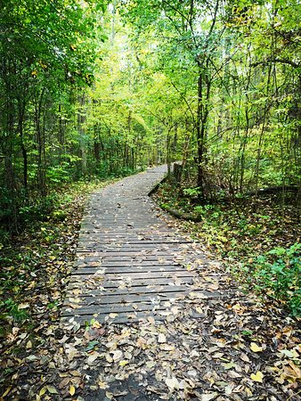 Peterborough, Canada: Trent Wildlife Sanctuary