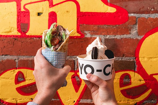 Ormond, Australien: Souva and Yo-Chi Frozen Yogurt