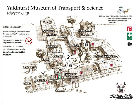 Yaldhurst Museum of Transport and Science