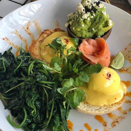 Crumb & Coaster: Eggs Benedict +++👍
