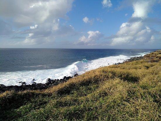 Miyake-jima, Ιαπωνία: 灯台付近からの眺め