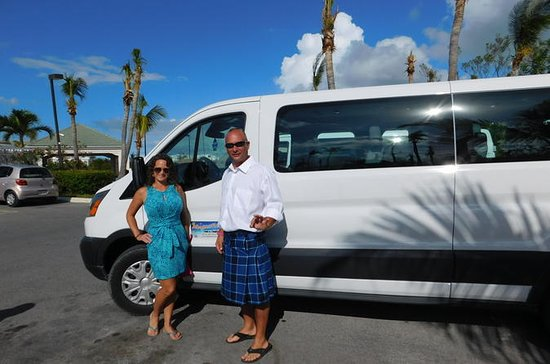 Shared Departure Transfer: Providenciales Hotels to Providenciales...