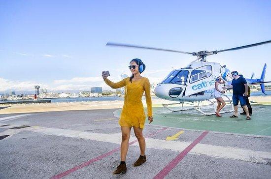 Recorrido en helicóptero con opción...