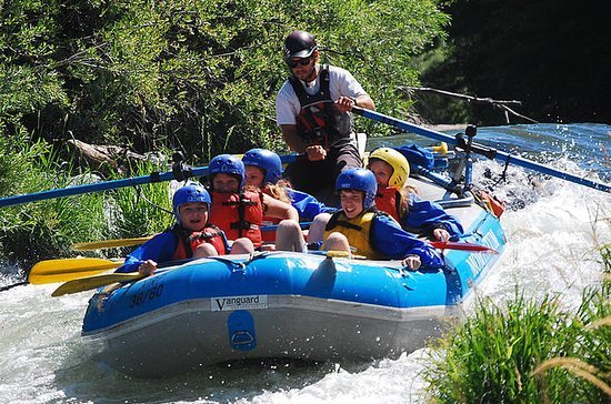Rogue River Half-Day Raft Trip