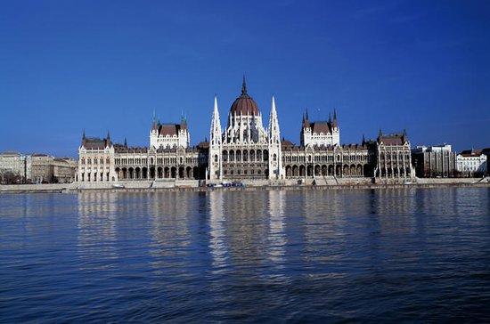 Visita turística por el Parlamento...